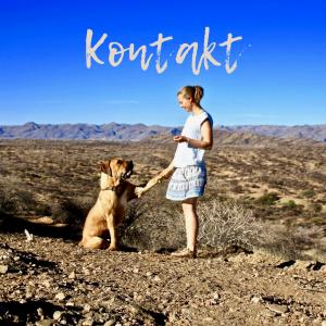 Kontakt, Tierisch wildes Lernen, Namibia, Freundschaft, Buerbuel, Pfote